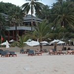 Beach area Surin Phuket