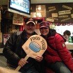 Lynn and Tiffany at Billy Goat Tavern
