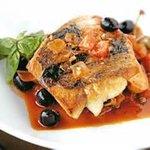 The delicious European Seabass