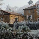 l'hiver au manoir