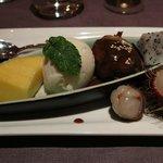 the Khun Juk dessert