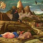 Agony in the Garden - Andrea Mantegna