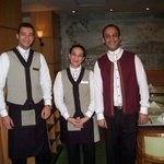 Hotel staff at Sonesta