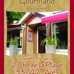 Carte duo gourmand