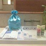washroom arrengment