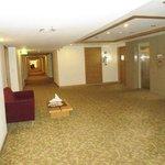 well cleaned corridor