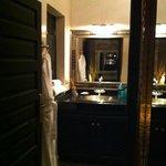 bagno stanza Zaffiro