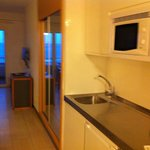 203 kitchen area