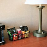 In-Room Coffee in Each Room
