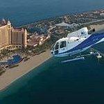 helikopterden dünya adası