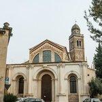 Santa Maria in Organo (la facciata)