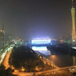 Canton Tower as viewed from Room