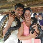 visita serpentario