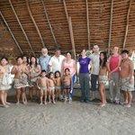 visita tribu Bora