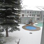 Vista da janela em 03/dez/2013