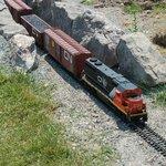 NORMHC G-Scale Train