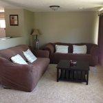 Lakehouse Living Room