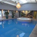 piscine jacuzzi