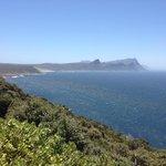 At Cape Point SA.