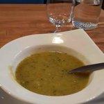 Une bonne soupe pour se réchauffer, rien de tel