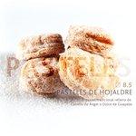 Pasteles de Hojaldre