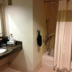 Hampton Inn & Suites (Memphis) - Bathroom