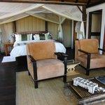 Luxory Bush Pavillon