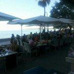 Ein schöner Sommerabend im Restaurante Carlos♡