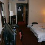 particolare camera ed ingresso