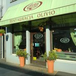 Olivio Restaurant_ main entrance.