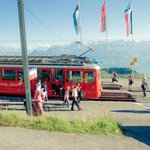Estação Final do Monte Rigi