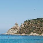 Spiaggia Capo Vaticano