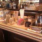 Never ending coffe refills