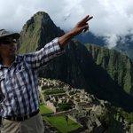 Machu Picchu & Rudy