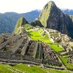 Machu Picchu is amazing!