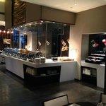 Hot Breakfast Buffet Bar