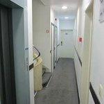 depressing hallway