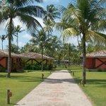 Área externa do Resort 2