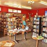 Bookstore Inside