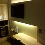 TV/Safe/Minibar