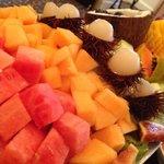 Fresh Fruit at meeting