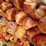 Fresh Pastry at meeting