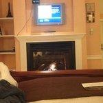 Fireplace!!!