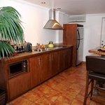 Kitchen, Room 401