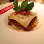 Delicious Bolognese Pasta