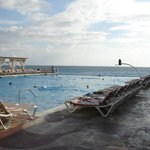 Main Pool Infinity view