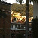 view from Hotel Rio balcony