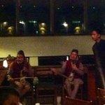 Nepali music at dinning hall