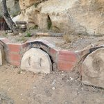 The sand oven