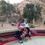 Foto de Wadi Rum Bedouin Camp